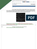 Proyectos Roboticos - Caracteres Alfanuméricos en OpenGL