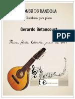 SONES DE BANDOLA. Bambuco-fantasía. Gerardo Betancourt.