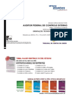 Edital Esquematizado Tcu - Auditor de TI - Concurso CESPE 2015
