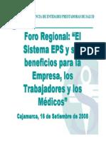 Analisis Socioeconomico de La Region Cajamarca - SEPS Ltorres