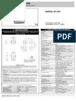 Manual de Uso Gefran 600