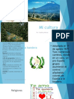 mi cultura- spanish 3
