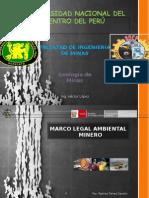 Marco Legal Ambiental Minero