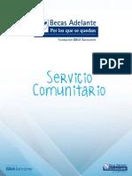Convocatoria Servicio Comunitario (1)