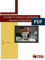 TBM HR Outsourcing Guide Final