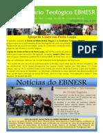 Notícias do Seminário Teológico EBNESR