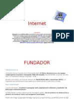 definición Internet y red