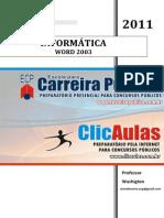 Apostila Informatica Word 2003-Washington