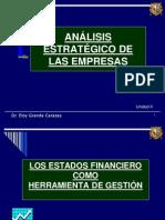 Análisis Estratégico de Las Empresas