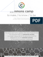 Commons Camp (Draft Eng)