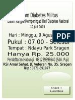 Leaflet Senam