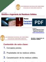 Clase 3_caracterización de Los Residuos Sólidos