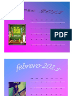 Kenya Milena Calendario Completo