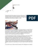 Educacion Guatemala Costa Rica