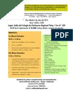 Jornada de Capacitación Para Profesores y Agentes de Salud de La Region Del Maule