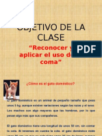 228605688-PPT-USO-DE-LA-COMA