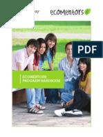 EcoMentors Handbook