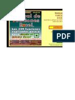 Manual de Funciones Excel ©