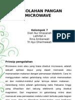 ITP - Teknologi Suhu Tinggi (MIKROWAVE)