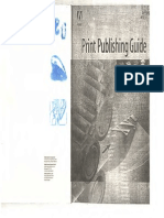 1995 - Adobe Print Publishing Guide