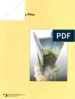 AMCRPS HP Bearing Piles Execution Details