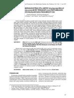 4 Pengaruh Pemberian Ekstrak Etil Asetat Ulva