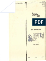 1991 - SuperStor User's Manual