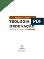 Teologia Da Ordenação