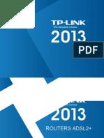 Presentacion TP-LINK Mexico 2013 ADSL
