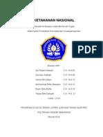 Makalah Ketahanan Nasional Lt-1a