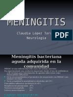Meningitis Neuro