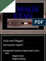 "Magnet 1 ""Mesin Listrik I"""