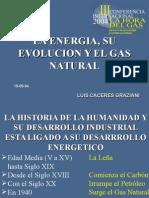 La Energia Su EvolucionyelGasNatural-LuisCaceresGraziani