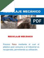 Reciclaje mecánico
