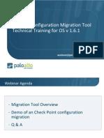 FWMigration Tool October 2011 1