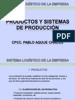 1 Sistema Logistico de La Empresa