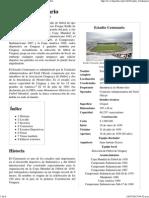 Estadio Centenario - Wikipedia, La Enciclopedia Libre