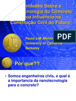 Nanotecnologia No Concreto
