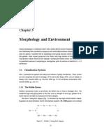 3.Morphology and Environment Me
