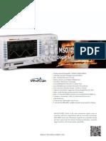 DS1000Z Data Sheet-En