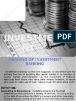 ppt on investment