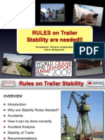 Trailer Stability