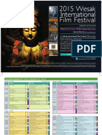 2015 Wesak International Film Festival