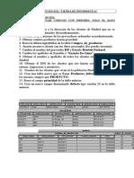 2 EJERCICIO SQL