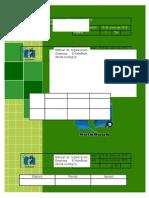 Manual de Organización. E-NoteBook. Libreta Ecológica.