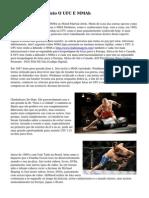 Por que a ESPN Odeio O UFC E MMAh