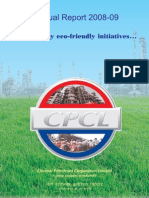 CPCL Annual Report2009