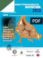 Memorias Jornadas Profesionales de Avicultura 2013