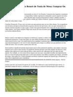 Nintendo Wii Sports Resort de Tenis de Mesa