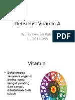 8. Penyuluhan Defisiensi Vitamin A